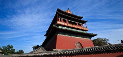 """""""老北京""""记忆:暮鼓晨钟的钟鼓楼"""